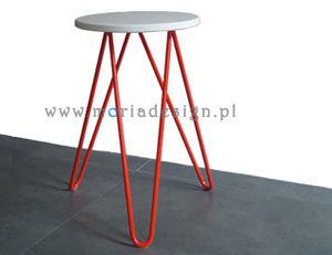 taboret hairpin legs